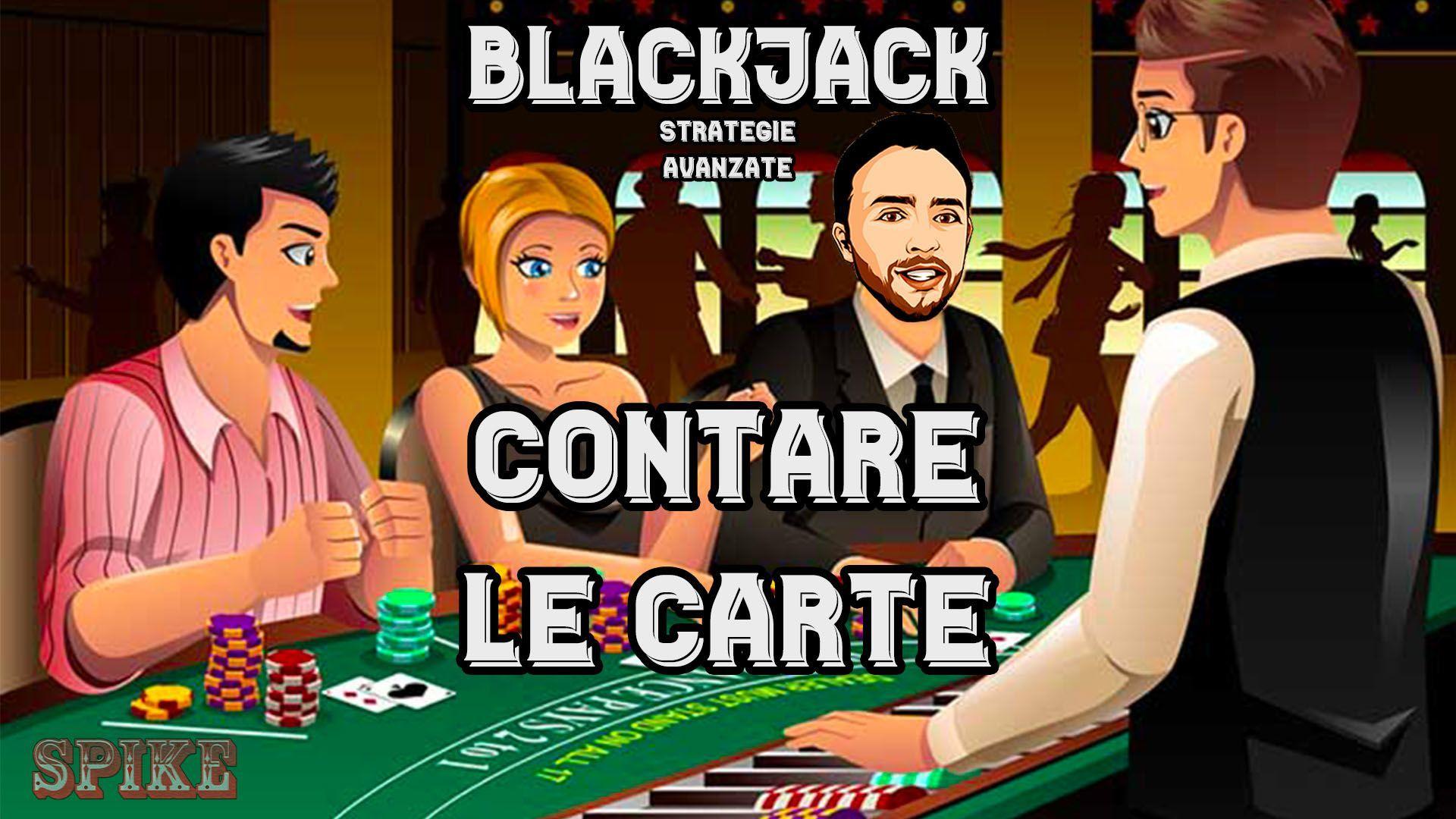 Guida Blackjack Come Contare le Carte Logo