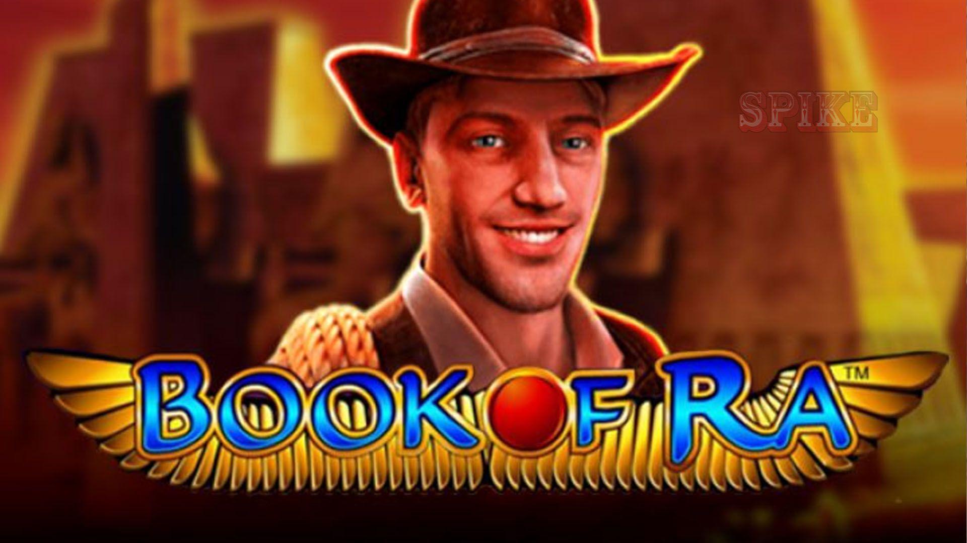 Logo della Slot Online Book of Ra