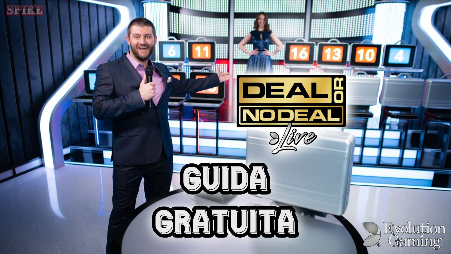 Deal Or No Deal Evolution Gaming Guida Gratis