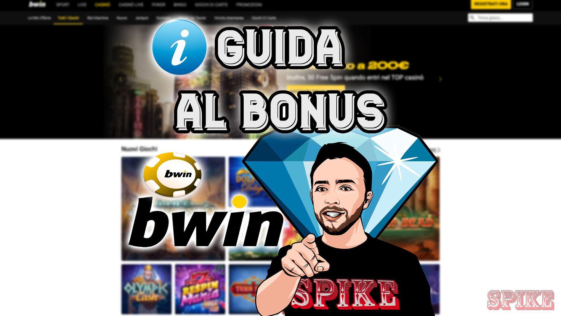 Guida Bwin Bonus Casino Logo