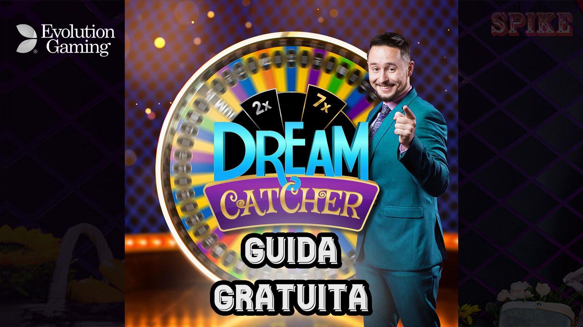 Dream Catcher Live Casino Evolutiong Gaming Guida