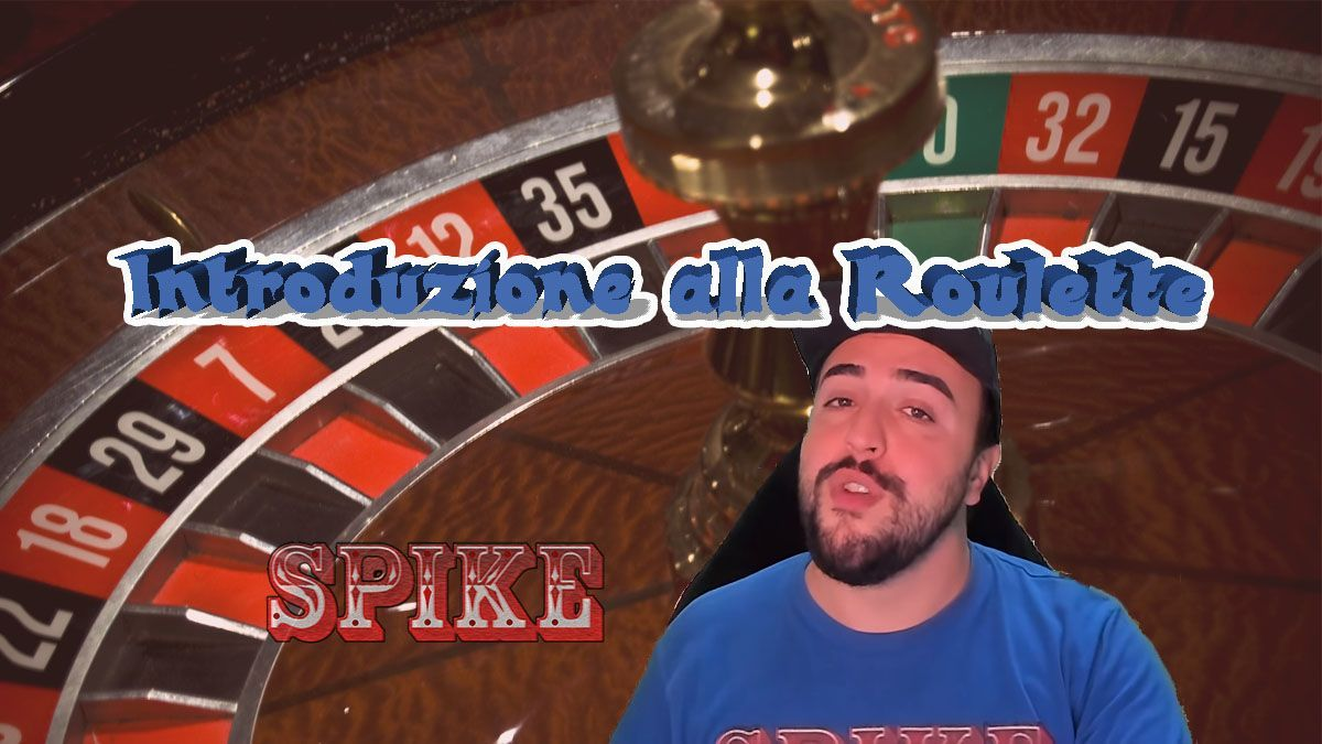 Logo Articolo Introduzione alla Roulette
