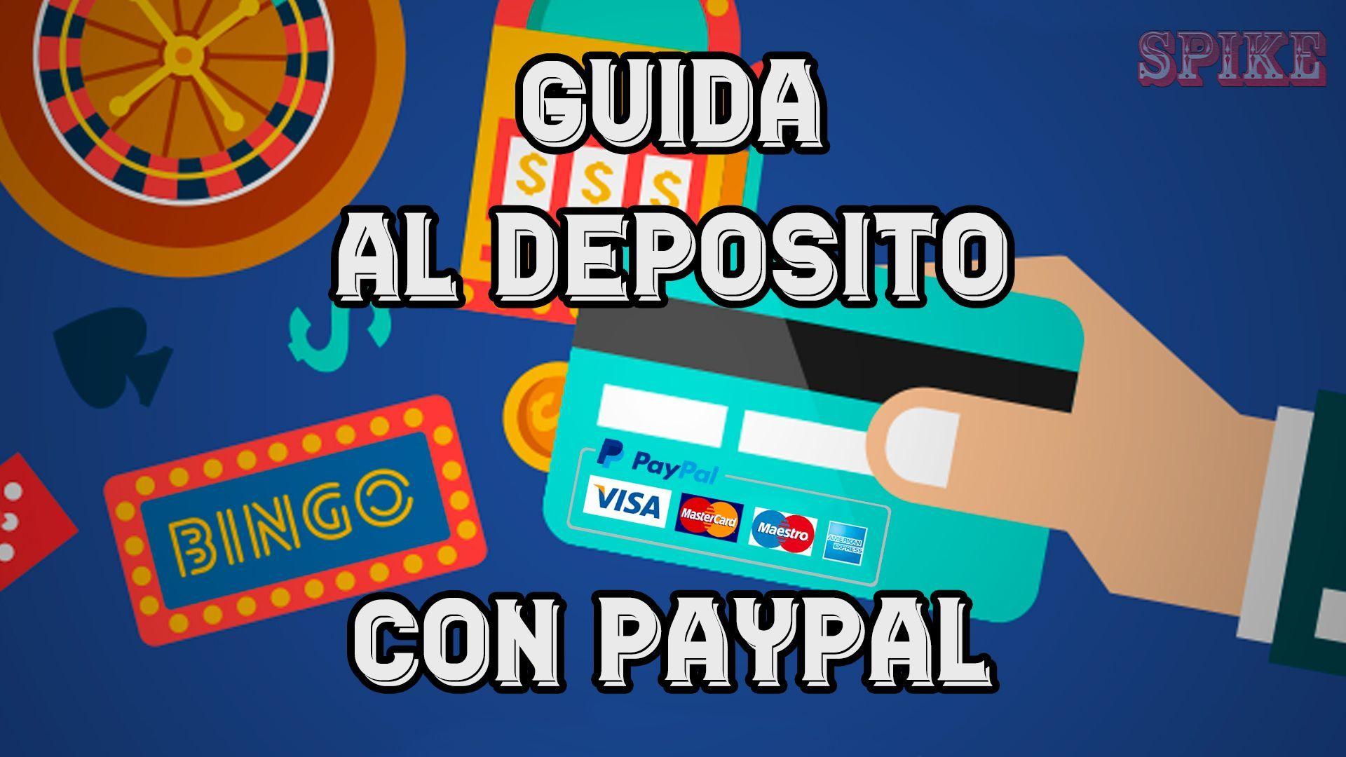 Guida Metodo di Pagamento Paypal