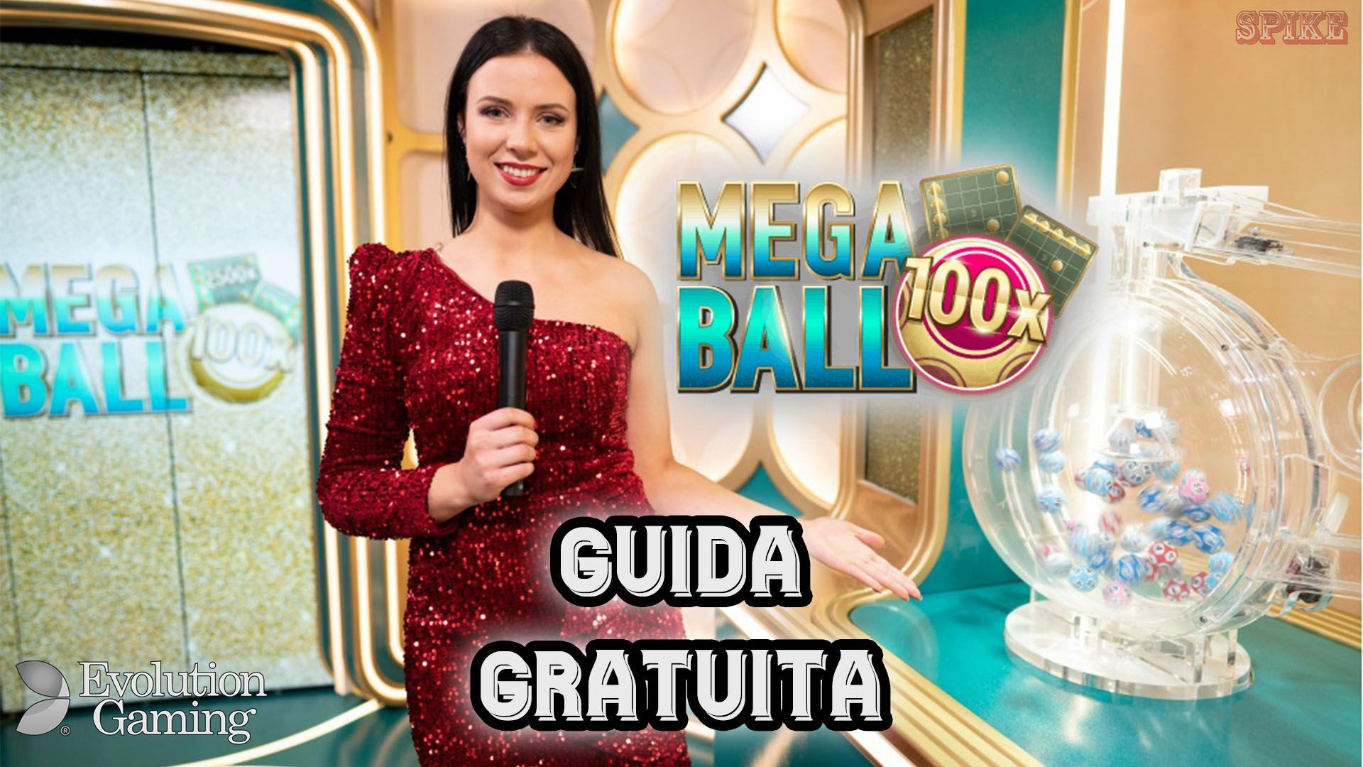 Mega Ball Evolution Gaming Guida Gratis