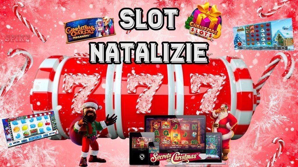 Le Migliori Slot Online di Natale