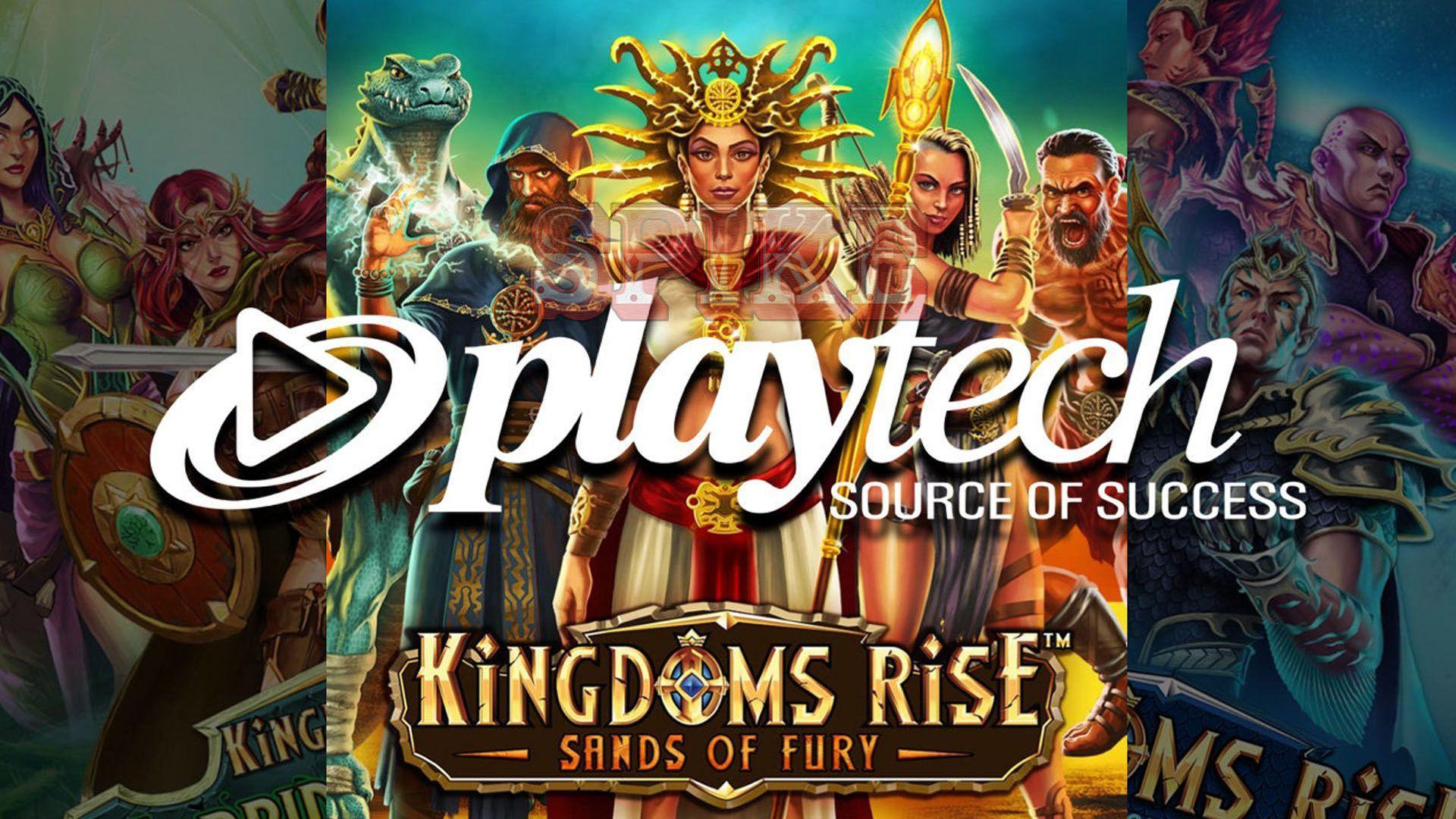 Le Slot Online della Serie Kingdoms Rise della Playtech