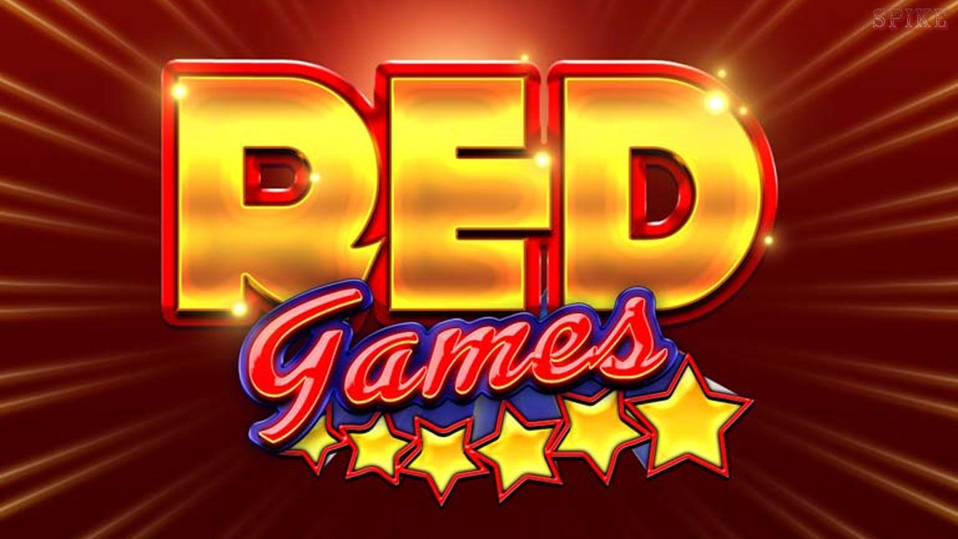 Cristaltec Red Games Logo