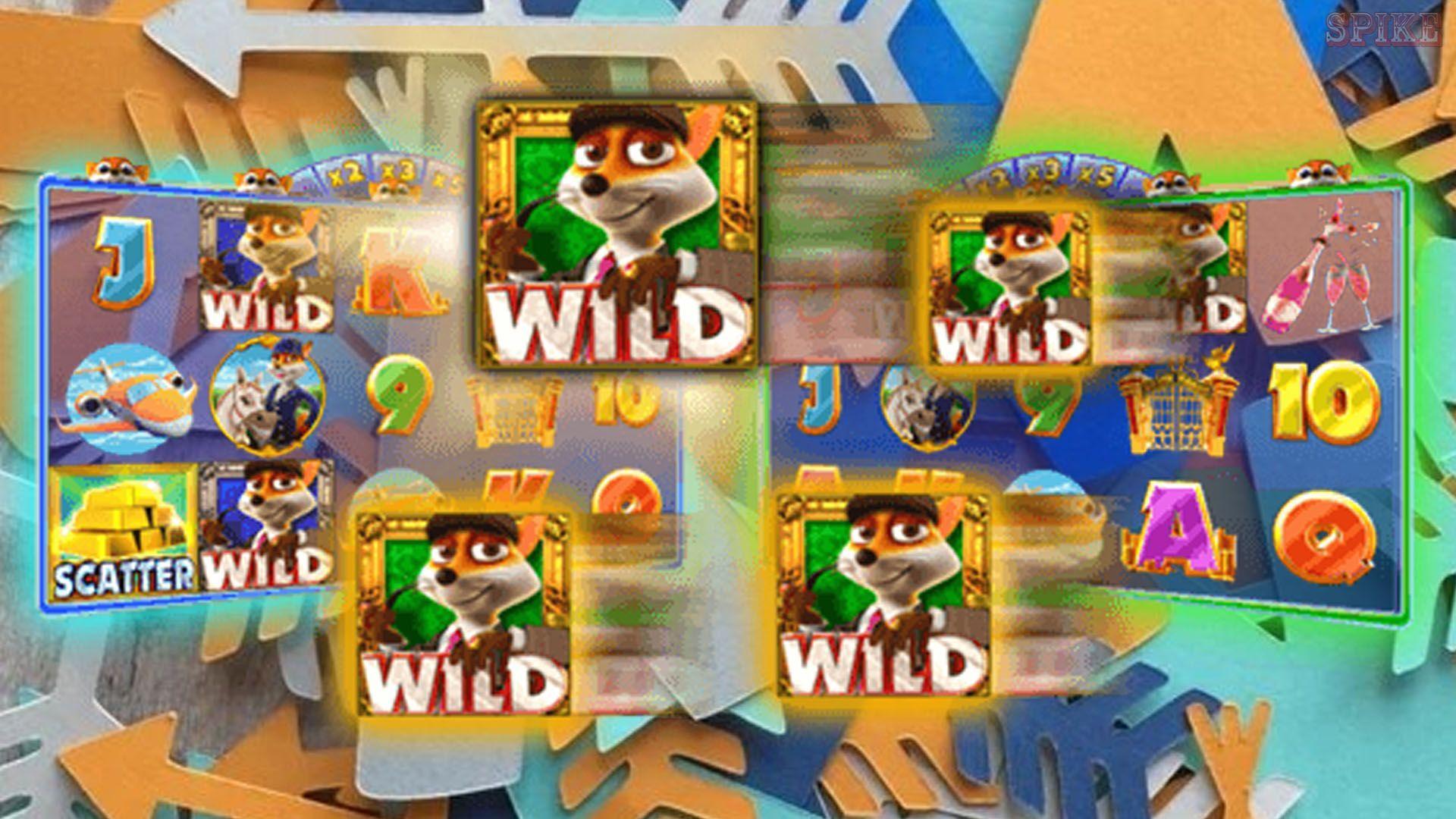 Scatter Wild Slot Symbols